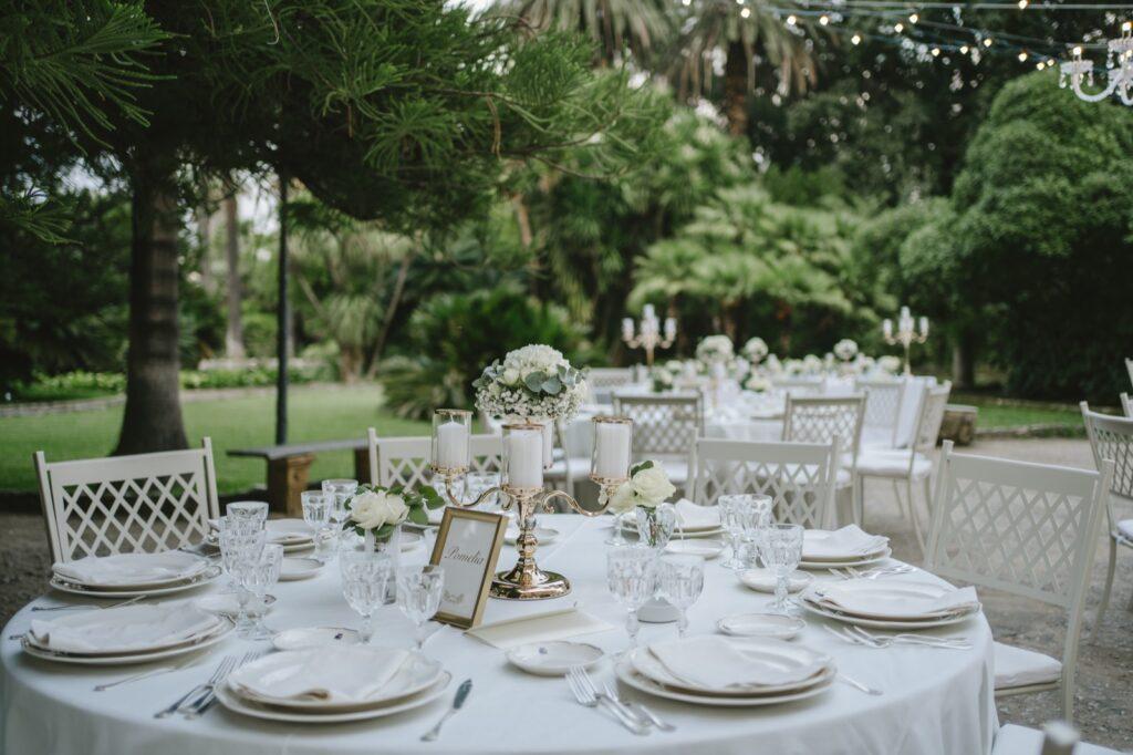 Organizzazione dei tavoli i consigli su come comporli