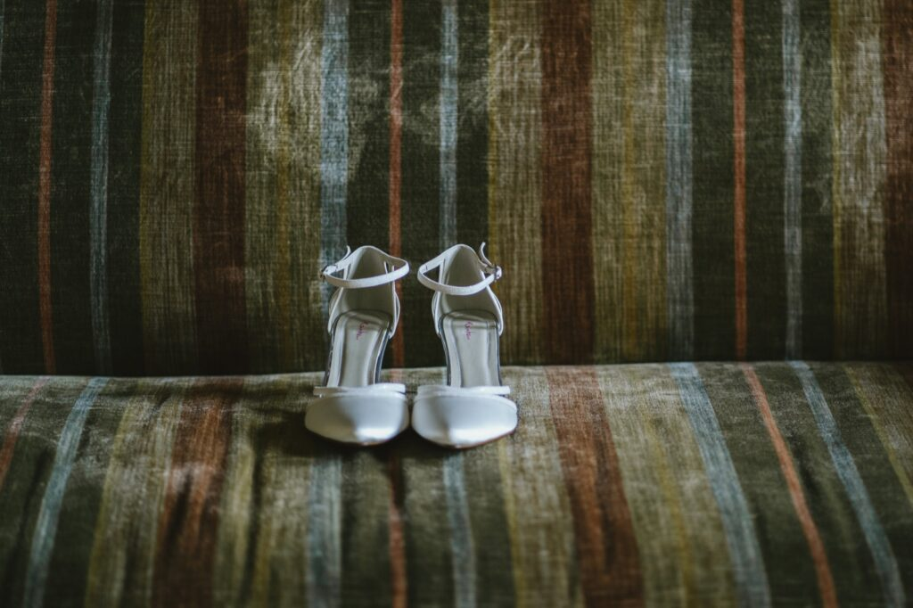 Scarpe da sposa come sceglierle in 5 semplici mosse