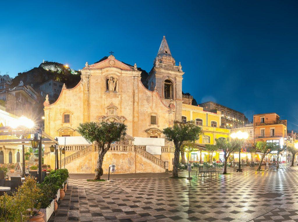 Taormina e Isola Bella per il matrimonio in Sicilia